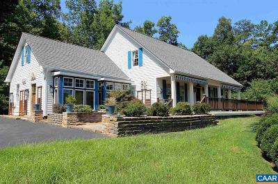 Barboursville VA Single Family Home For Sale: $395,000