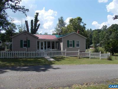 Louisa County Single Family Home For Sale: 401 E Second St