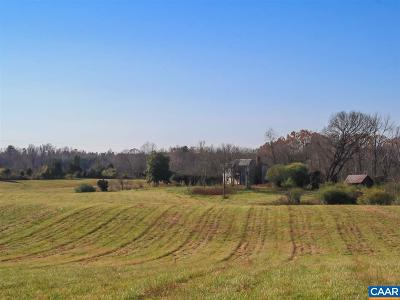 Fluvanna County Lots & Land For Sale: A Hells Bend Rd