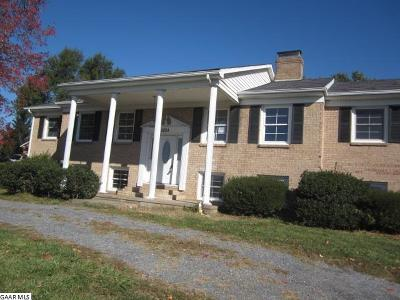 Augusta County Single Family Home For Sale: 2024 Knightly Mill Rd