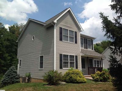 Waynesboro Single Family Home For Sale: 101 Iris Dr