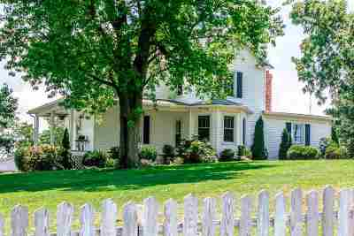 Mount Crawford Single Family Home Sold: 3289 N Whitesel Church Rd