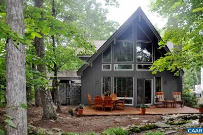 Wintergreen Single Family Home For Sale: 273 Devils Knob Loop