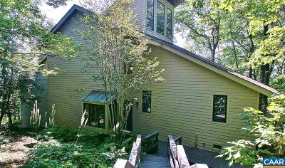 Nelson County Single Family Home For Sale: 19 South Knob Lane