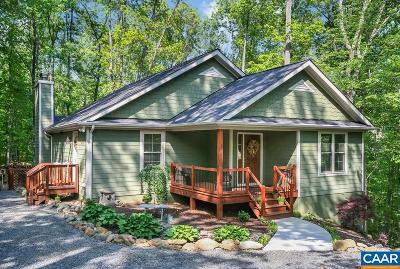 Single Family Home For Sale: 1729 P Durrett Ridge Rd