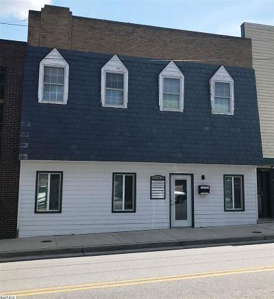 Commercial For Sale: 110 N Wayne Ave