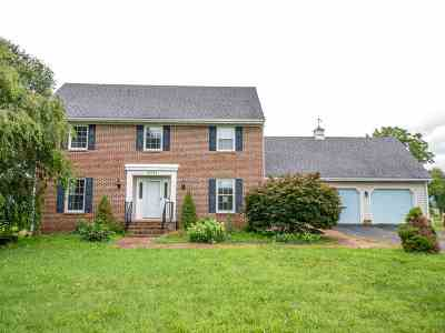 Rockingham County Single Family Home For Sale: 10041 Port Republic Rd