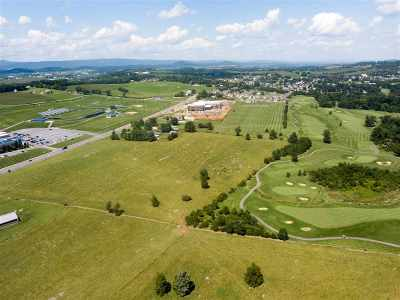 Harrisonburg Lots & Land For Sale: 1010 Garbers Church Rd