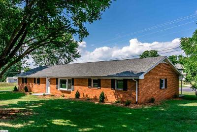 Augusta County Single Family Home For Sale: 54 Thorofare Rd