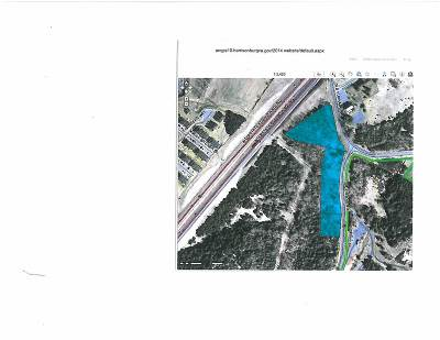 Harrisonburg Lots & Land For Sale: 1641 Smithland Rd