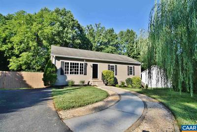 Ruckersville Single Family Home For Sale: 179 Westwood Dr