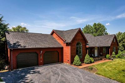 Staunton Single Family Home For Sale: 224 Berry Ln
