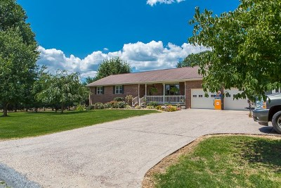 Page County Single Family Home For Sale: 157 Verbena Rd
