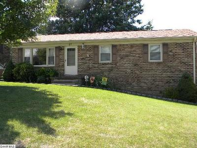 Verona VA Single Family Home For Sale: $144,500