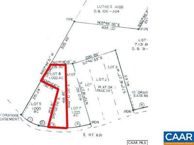 Lots & Land For Sale: Buffalo Rd