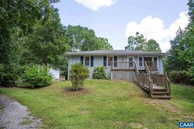 Charlottesville Single Family Home For Sale: 3299 Watts Passage