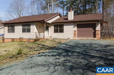 Lake Monticello Rental For Rent: 47 Stonewall Rd
