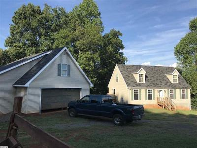 Gordonsville Single Family Home For Sale: 10485 Cedar Hill Rd