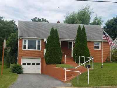 Harrisonburg City County, Harrisonburg County Single Family Home For Sale: 415 N Willow St