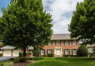 Harrisonburg Single Family Home For Sale: 211 Betts Rd