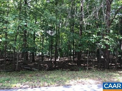 Fluvanna County Lots & Land For Sale: 24 Ponderosa Ln