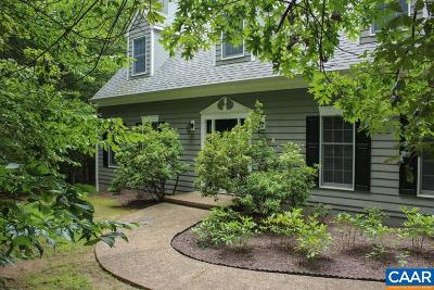 Single Family Home For Sale: 601 Tanners Ln