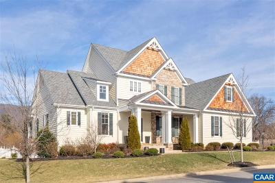 Crozet Single Family Home For Sale: 6782 Welbourne Ln