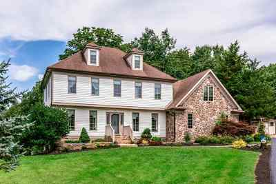 Single Family Home Sold: 840 Canterbury Ct