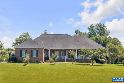 Single Family Home For Sale: 2761 Browns Gap Tpke