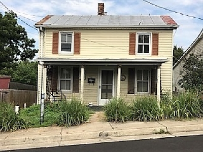 Harrisonburg City County, Harrisonburg County Single Family Home For Sale: 333 Old South High St