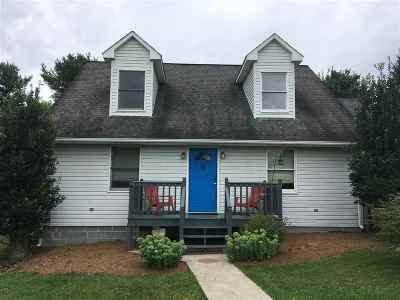 Rockingham County Single Family Home For Sale: 355 Rome Ln