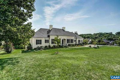 Albemarle County Single Family Home For Sale: 1355 Tattersall Ct
