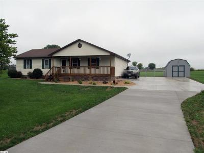 Augusta County Single Family Home For Sale: 2118 Knightly Mill Rd