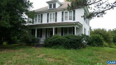 Madison County Single Family Home For Sale: 300 Schoolhouse Rd