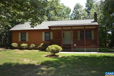 Lake Monticello Rental For Rent: 15 Englewood Dr