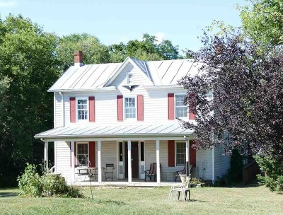 Page County Single Family Home For Sale: 191 Beylors Ferry Rd