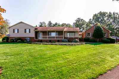 Augusta County Single Family Home For Sale: 868 Todd Rd