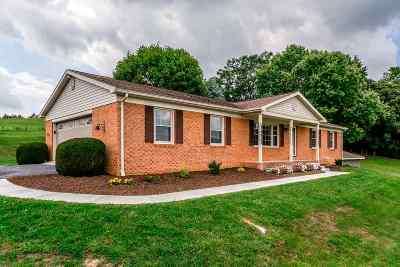 Rockingham County Single Family Home For Sale: 8229 Indian Trail Rd