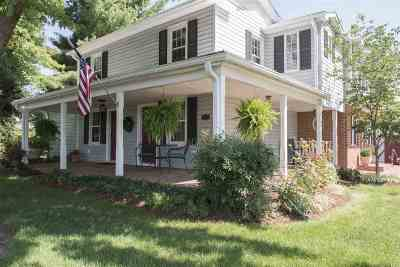 Rockingham County Single Family Home For Sale: 2191 West Dry River Rd