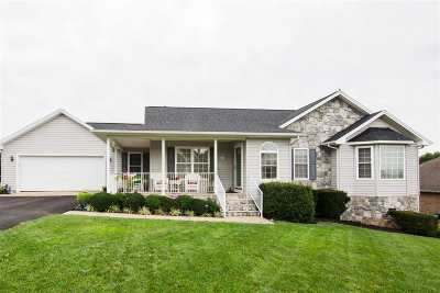 Rockingham County Single Family Home For Sale: 212 Northview Dr