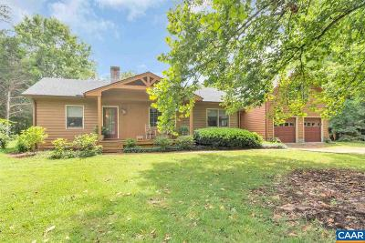 Single Family Home For Sale: 6327 Wild Berry Ln