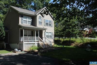 Lake Monticello Rental For Rent: 49 Woodlawn Dr