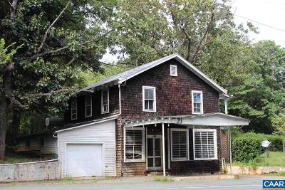 Albemarle County Single Family Home For Sale: 2946 Monacan Trail Rd