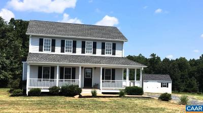 Scottsville Single Family Home For Sale: 51 Rosewood Ct