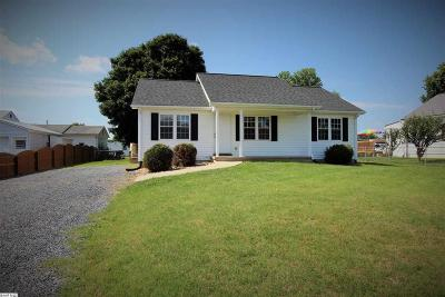Augusta County Single Family Home For Sale: 68 Locust St