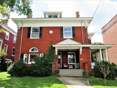 Multi Family Home For Sale: 208 E Beverley St