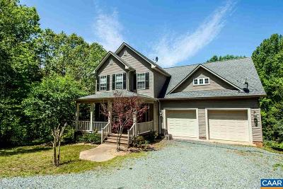 Albemarle County Single Family Home For Sale: 6468 Esmont Rd