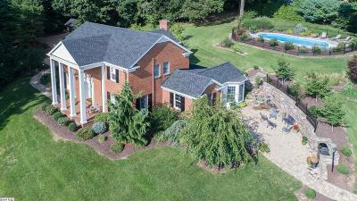 Staunton Single Family Home For Sale: 336 Rainbow Dr