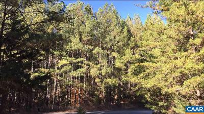 Nelson County Lots & Land For Sale: Walkers Mountain Rd