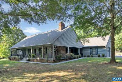 Charlottesville Single Family Home For Sale: 255 Rivanwood Pl
